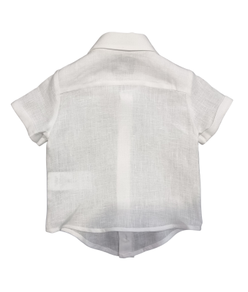 Short rosso - Coulisse in vita - Carrement Beau