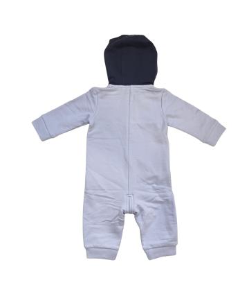 Top blu - logo fucsia - Fila
