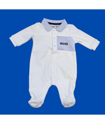 T-shirt bianca- manica corta- cravattino - Manuel Ritz