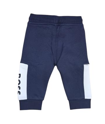 T-Shirt blu- taschino a righe - Manuel Ritz