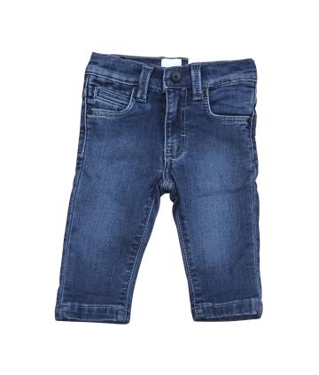 Pantalone a righe- tasconi- Manuel Ritz