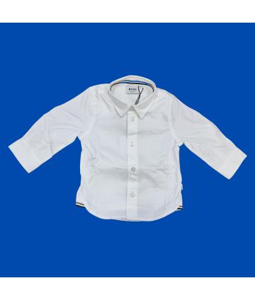 Bermuda bianco - taglio classico- Manuel Ritz