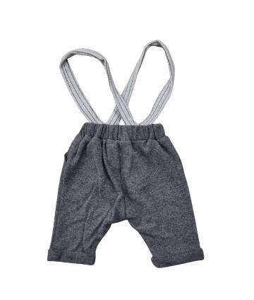 T-Shirt manica corta- blu- bande colorate- Gaudì