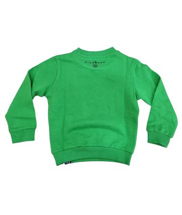Cardigan blu- logo- Peuterey