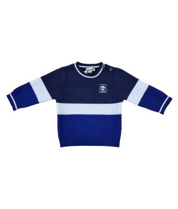 Sneaker stringata- logo- Harmont & Blaine