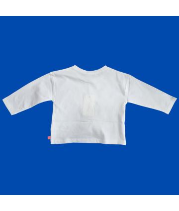 T-Shirt nera- strass - Vicolo