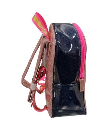 T-Shirt bianca- stampa centrale- Vicolo