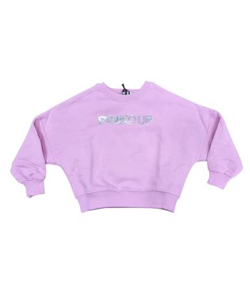 Pantalone quadrettato- ampio- Elsy