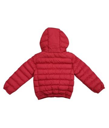 T-Shirt panna- manica a volantino- Elsy