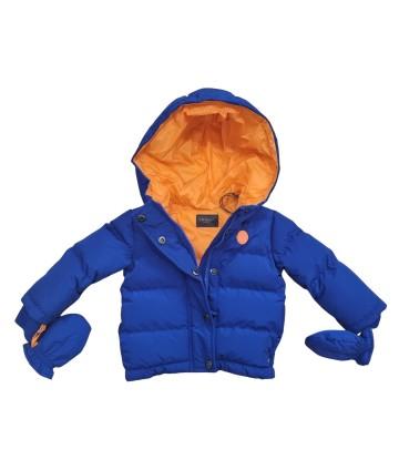 T-Shirt- bianca- logata -Lotto