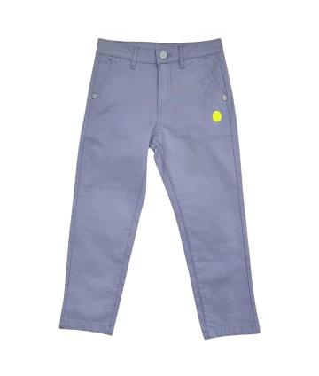 Pantalone tuta ragazzo- nero - Logato- Lotto