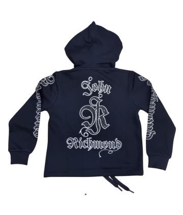 T-shirt bianca- pailettes- cuore- Billieblush