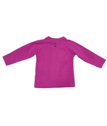 Camicia bianca- cotone-logata- Replay