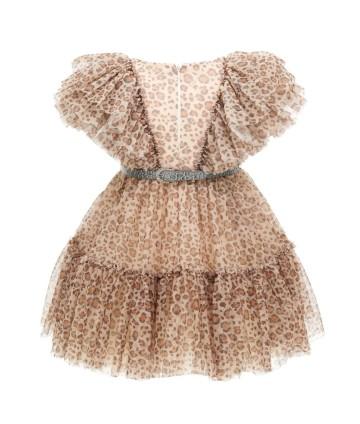 Sandalo argento- borchie- Clarys