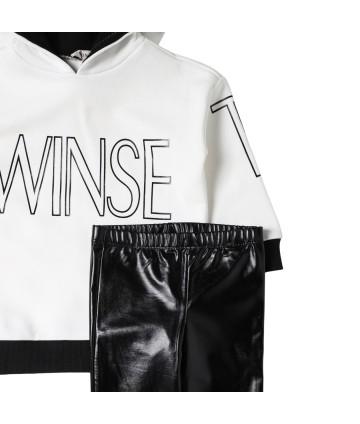 T-Shirt- gialla- logata- North Sails