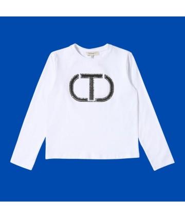 T-shirt baby- margherita- Billieblush