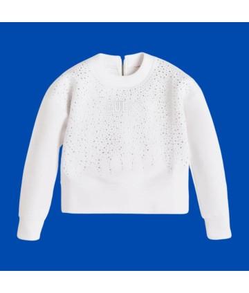 T-Shirt- regular- blu stampa- Antony Morato