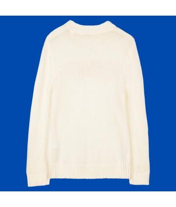 T-Shirt- bianca- regular- Antony Morato
