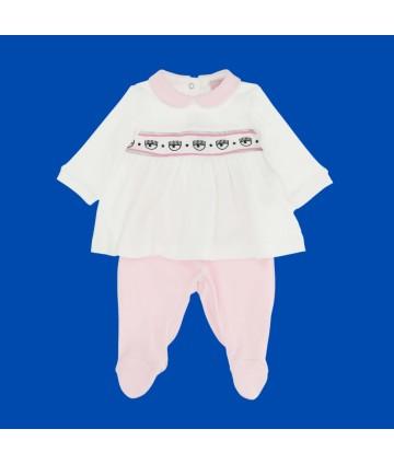 Canotta- glitter- logata- Boy London
