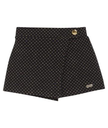 Pantalone tuta- nero- logato - Pyrex