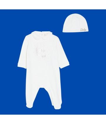 T-Shirt- blu- logata- Pyrex