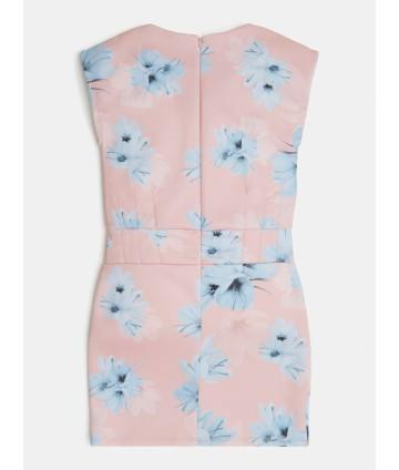Pantalone Bianco in Drill - Patrizia Pepe
