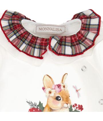 T-Shirt baby- fantasia a righe- Y-Clu