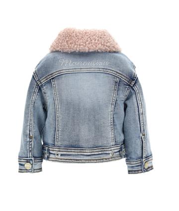 T-Shirt rossa- stampa gelati- Y-Clu