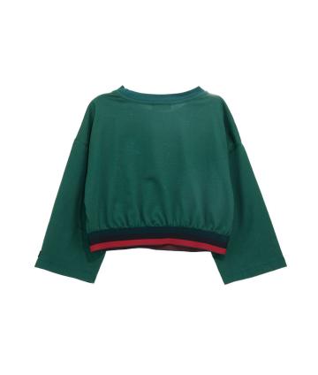 Jeans bimba- Perline- Y-Clu