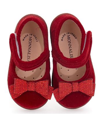 Sandalo bimba- fucsia- Twinset