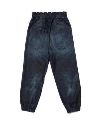 Completo tuta - rosso - logo - Bikkembergs
