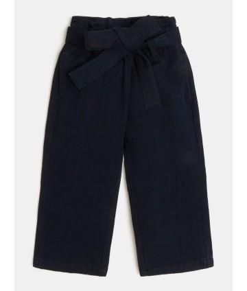 camicia misto lino- azzurra- Fay