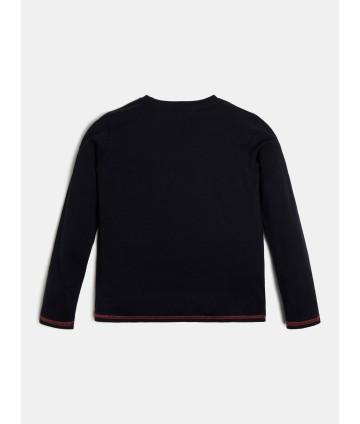 Polo blu classica- logo ricamato rosso- Ralph Lauren