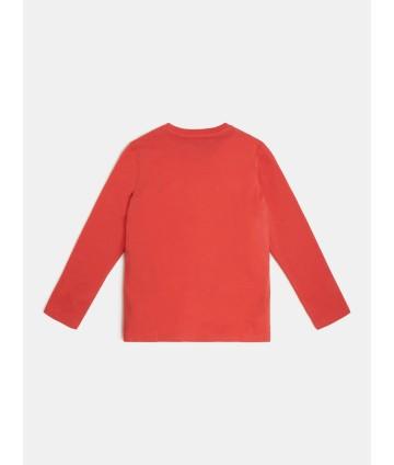 Camicia bianca- lino - logo blu- Ralph Lauren