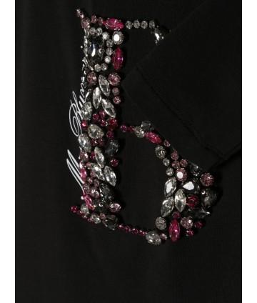 T-Shirt- bianca- logata- Ellesse