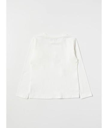 T-Shirt- nera- logata- Ellesse