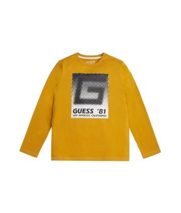 T-Shirt blu- Le Coq Sportif