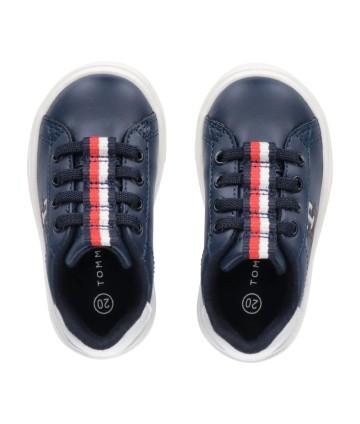 T-Shirt- arancio- Le Coq Sportif