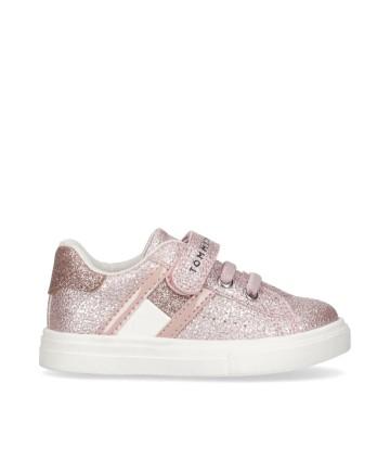 T-Shirt nera- Adidas