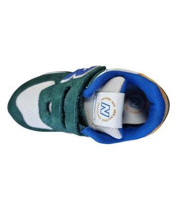 Camicia bimbo- logo blu- Trussardi