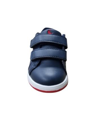 Bermuda sportivo- Rosso- Boy London