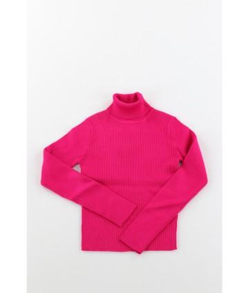Sandaletto bimba- rosa- fiorellini- Falcotto