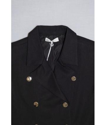 Sneakers bimba- dettagli oro- Falcotto